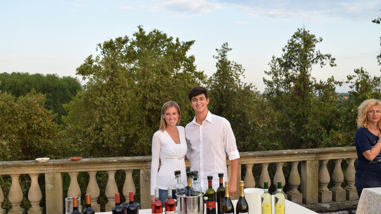 Wine-Tasting at Catajo Castle